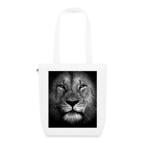 Lion Portrait - Bolsa de tela ecológica
