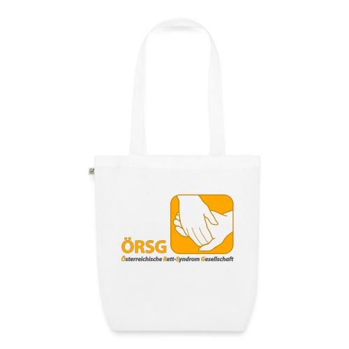 Logo der ÖRSG - Rett Syndrom Österreich - Bio-Stoffbeutel