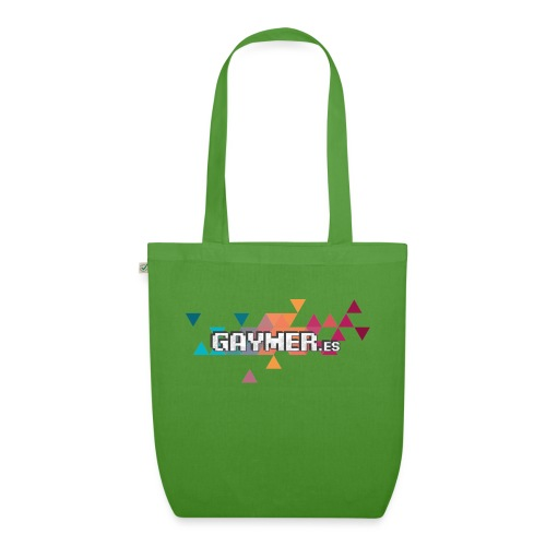 Logo Gaymer.es - Bolsa de tela ecológica