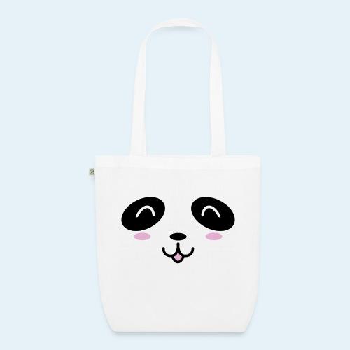 Cachorro panda (Cachorros) - Bolsa de tela ecológica