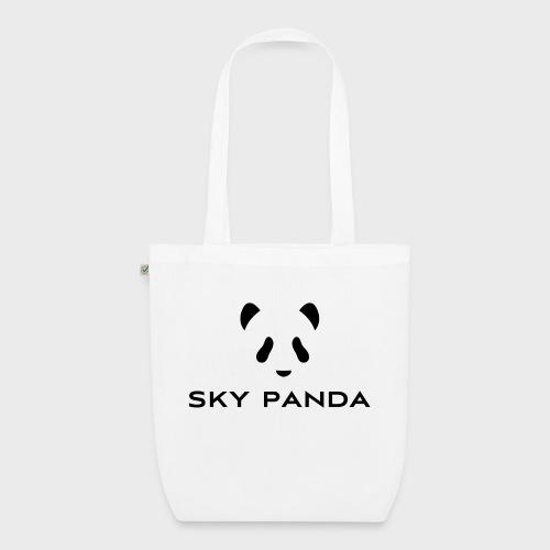 Sky Panda Logo - Bio-Stoffbeutel