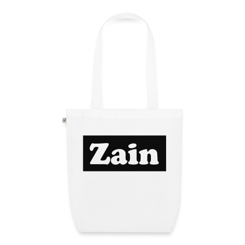 Zain Clothing Line - EarthPositive Tote Bag