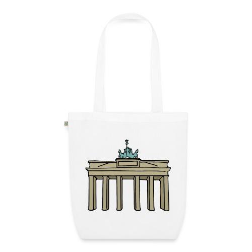 Berlin Brandenburger Tor - Bio-Stoffbeutel