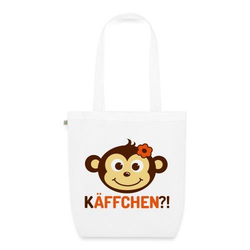 Monkey Käffchen Girl 3 - Bio-Stoffbeutel