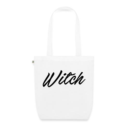 witch - Sac en tissu biologique