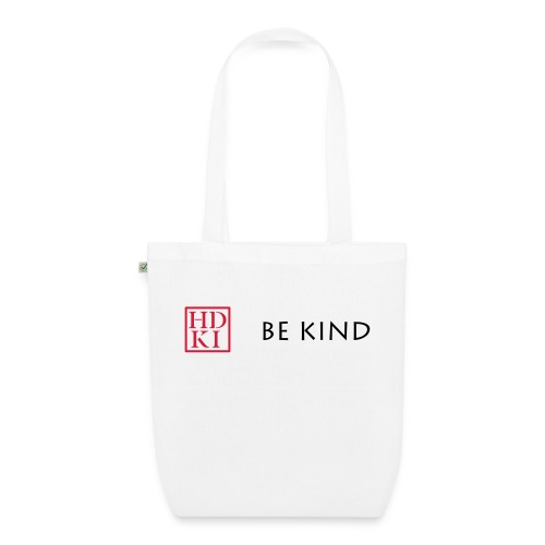 HDKI Be Kind - EarthPositive Tote Bag