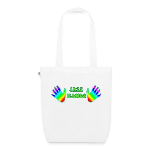 Jazz Hands - EarthPositive Tote Bag
