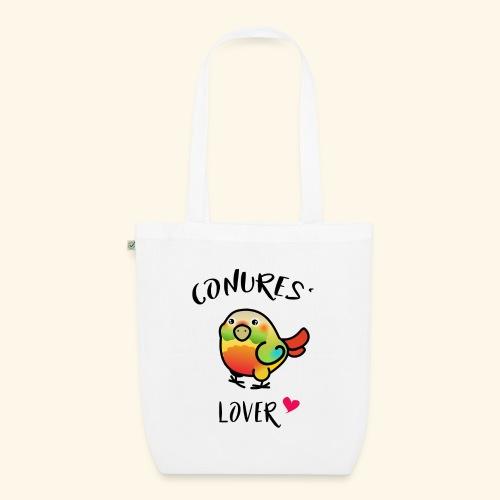 Conures' Lover: Ananas - Sac en tissu biologique