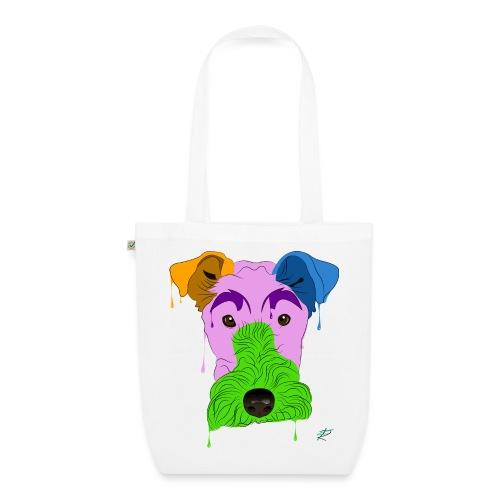 Fox Terrier - Borsa ecologica in tessuto
