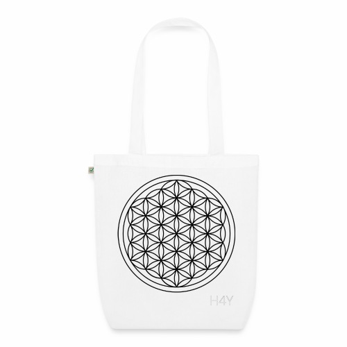 Flower Of Life - This Design Will Heal You - Øko-stoftaske