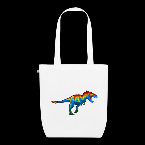T-Rex - EarthPositive Tote Bag