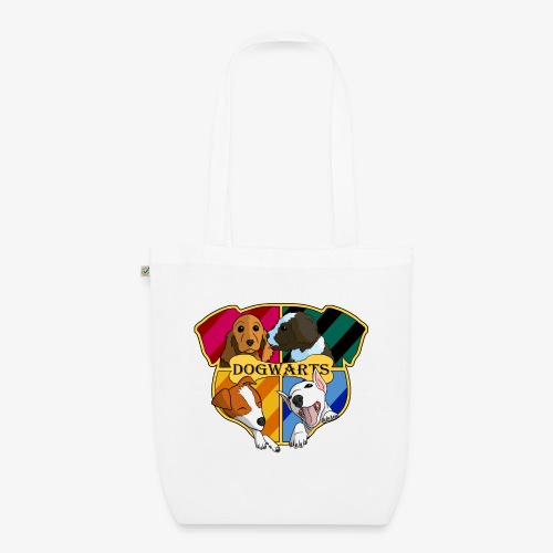 Dogwarts Logo - EarthPositive Tote Bag