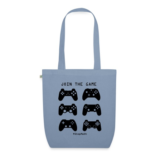 Join The Game - EarthPositive Tote Bag