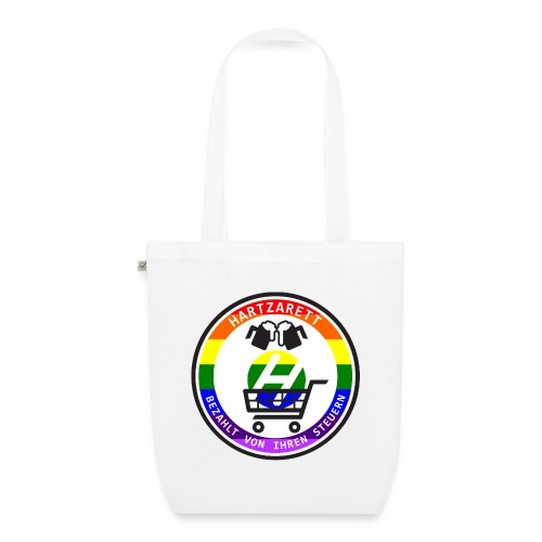 Hartzarett Pride - Bio-Stoffbeutel