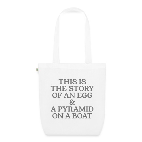 This is the story of ... - Sac en tissu biologique