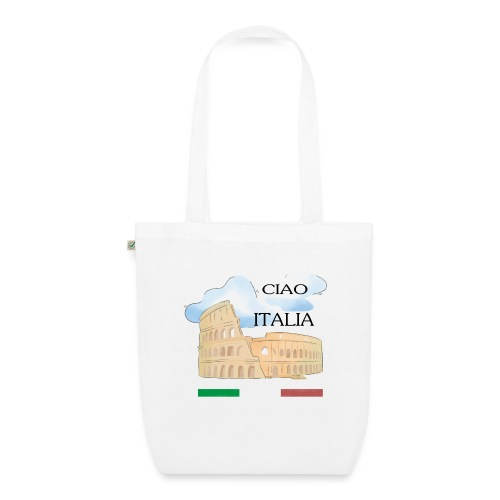 hello italy T-Shirts - EarthPositive Tote Bag