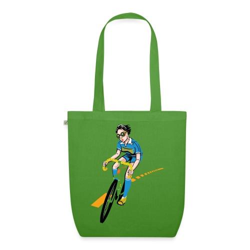 The Bicycle Girl - Bio-Stoffbeutel