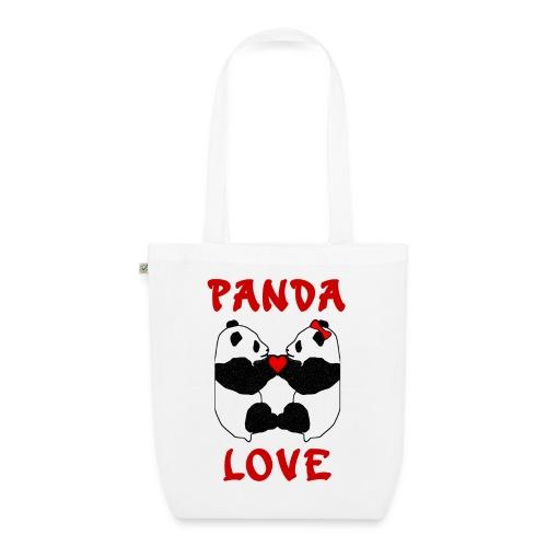 Panda Love - EarthPositive Tote Bag