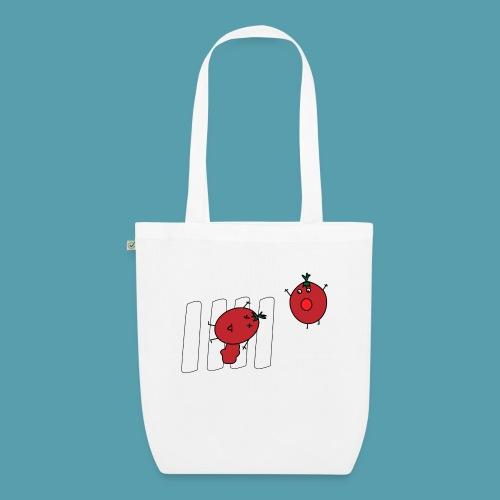 tomaatit - Luomu-kangaskassi