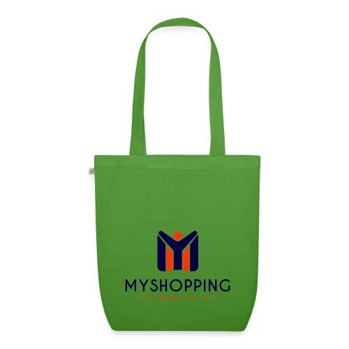 logo MYSC verticale - Borsa ecologica in tessuto