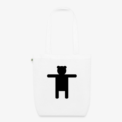 Epic Ippis Entertainment logo desing, black. - EarthPositive Tote Bag