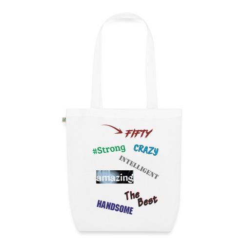 Tylko zalety - Ekologiczna torba materiałowa