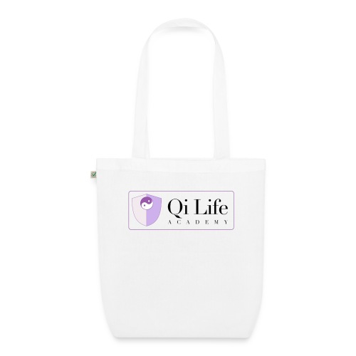 Qi Life Academy Promo Gear - EarthPositive Tote Bag