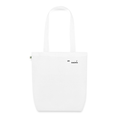 TSCHNIK | Known/Unknown - EarthPositive Tote Bag