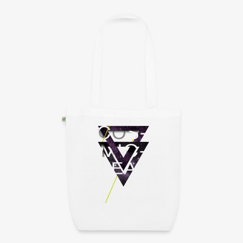 Cosmicleaf Triangles - EarthPositive Tote Bag