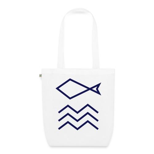 FISH&WAVE - Øko-stoftaske