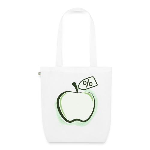 Sund på budget logo - Øko-stoftaske