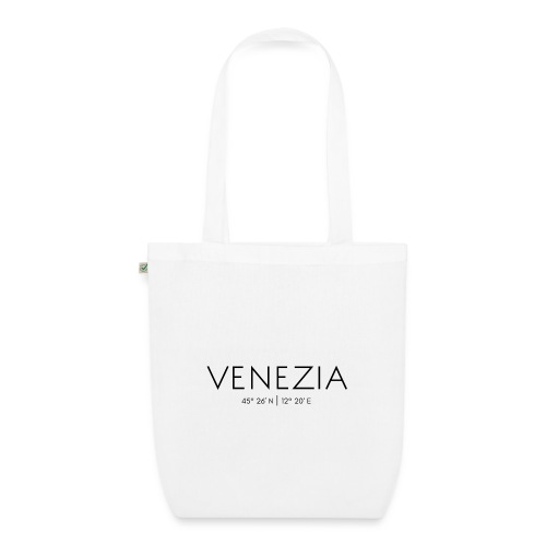 Lagunenstadt Venedig, Venetien, Italien, Adria - Bio-Stoffbeutel