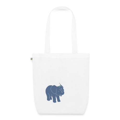 Little elephant - Bio-Stoffbeutel