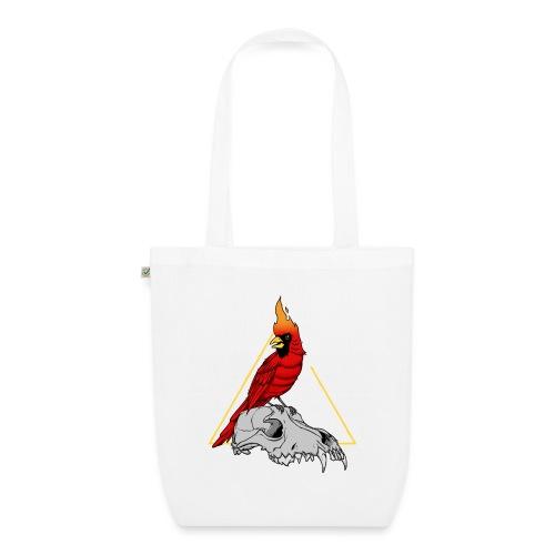 FIRE CARDINAL - Ekologiczna torba materiałowa