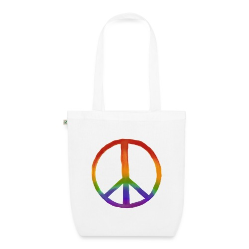 Peace - Borsa ecologica in tessuto
