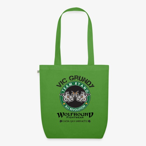 vic grundy back png - EarthPositive Tote Bag