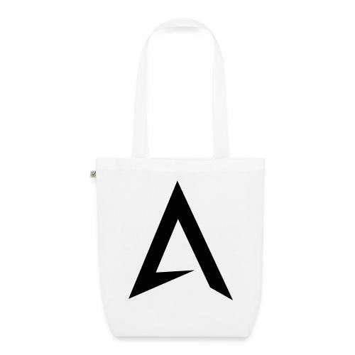 alpharock A logo - EarthPositive Tote Bag