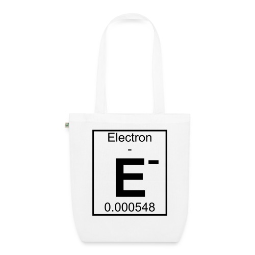 E (electron) - pfll - EarthPositive Tote Bag