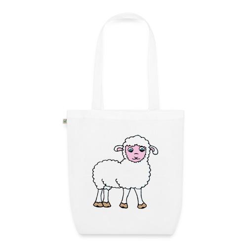 Minos le petit agneau - Sac en tissu biologique