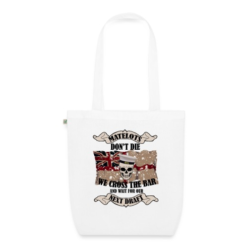 Cross the Bar2 - EarthPositive Tote Bag