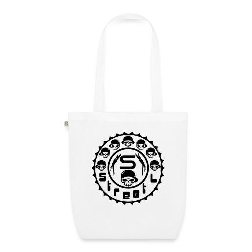 rawstyles rap hip hop logo money design by mrv - Ekologiczna torba materiałowa