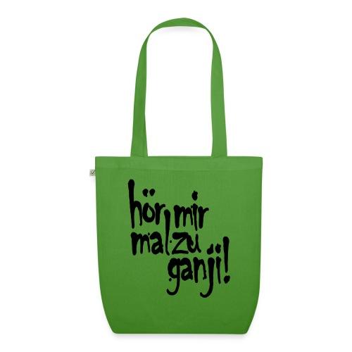 Ganji 2.0 / Der Kultspruch für deine Tasse & mehr - Bio-Stoffbeutel