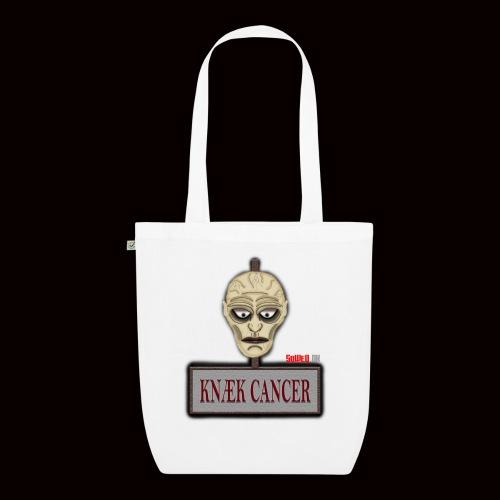 Knæk Cancer Kollektion ! - Øko-stoftaske