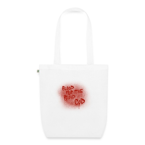 Blood For The Blood God - EarthPositive Tote Bag