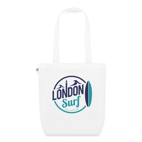 London Surf Classic Logo - EarthPositive Tote Bag