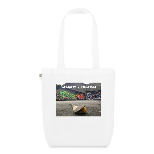 GALWAY IRELAND BARNA - EarthPositive Tote Bag