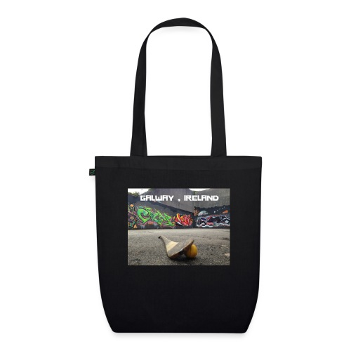 GALWAY IRELAND BARNA - EarthPositive Tote Bag