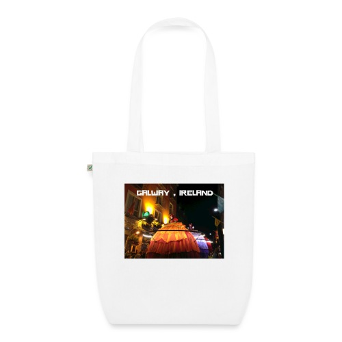 GALWAY IRELAND MACNAS - EarthPositive Tote Bag