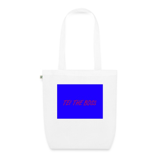 BLUE BOSSES - EarthPositive Tote Bag