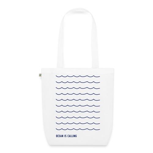 Ocean is calling - Bio-Stoffbeutel